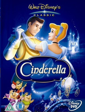 Cinderella 1950 Disney English & Hindi Dubbed Dual 300MB Free Download