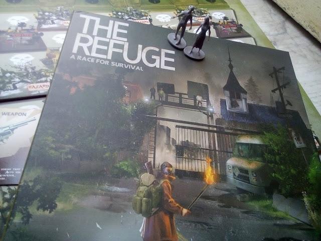 """""""The Refuge"""", miniature di zombie e tanto divertimento"""
