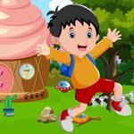 G4K Joyful Boy Escape Game