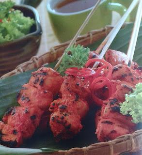 Gambar Resep Sate Ayam Rembang