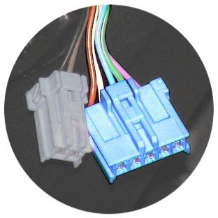 hondash dlc connector 5 pin