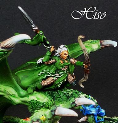 Dragon Efles Sylvain