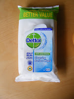 Dettol Surface Wipes, Dettol