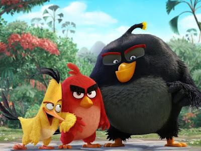 Taquilla USA: 'Angry Birds'. Cuando los pájaros se enfadan, mejor abres paso y les dejas el camino libre