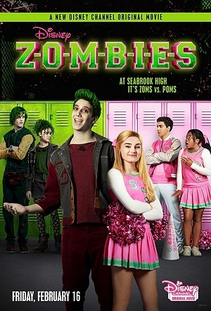 Z-O-M-B-I-E-S Torrent Download    720p 1080p