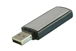 Bekerja dengan flash drive