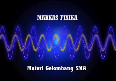 materi fisika gelombang bunyi kelas 12 | materi fisika gelombang berjalan | materi fisika gelombang bunyi sma | materi fisika bab gelombang