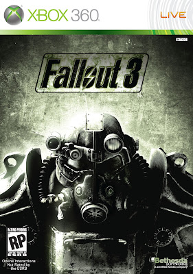 Fallout 3 Brotherhood of Steel HD Dvd Cover Wallpaper