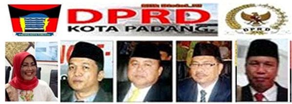 9 fraksi DPRD Kota Padang Setujui Revisi RPJPD 2005-2025 Menjadi PERDA Kota Padang