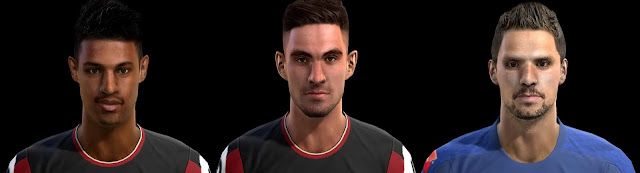 PES 2013 Facepack Update #20/02/2017 by Pablobyk