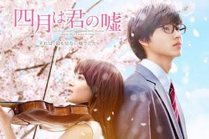 Shigatsu Wa Kimi no Uso - Live Action - Sub Español Mp4 HD + Avi - Mega - Openload - Zippyshare