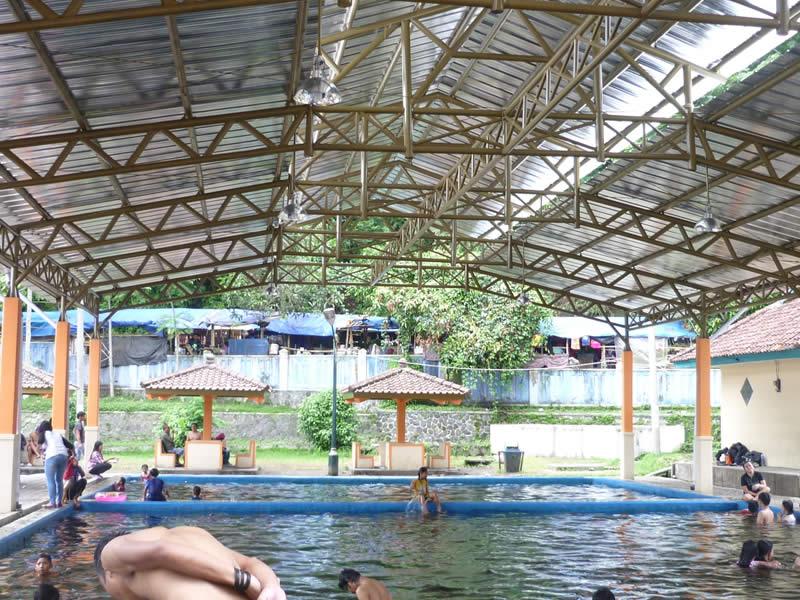 Pemandian Air Panas Galunggung Tempat Wisata di Tasikmalaya Terbaru
