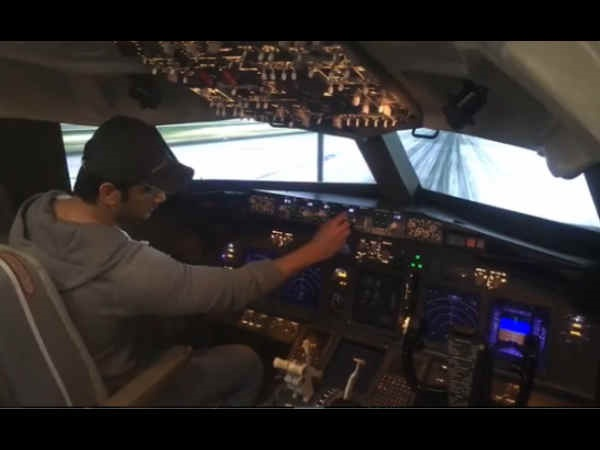 Bollywood Celebrities Who Can Skilfully Fly A Plane