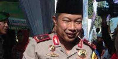 Subhanallah, Kapolda Ini Rela Pertaruhkan Jabatannya Demi Salat Jamaah di Masjid
