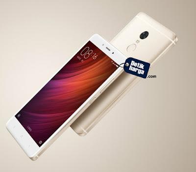 Harga Xiaomi Redmi Note 4