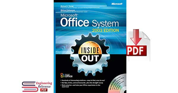 Microsoft Office System Inside Out 2003 Edition free pdf download
