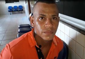 Homem é preso em flagrante acusado de agredir gravemente sua companheira em Itaituba.