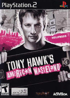 Tony Hawk's American Wasteland (NTSC) PS2 Torrent Download