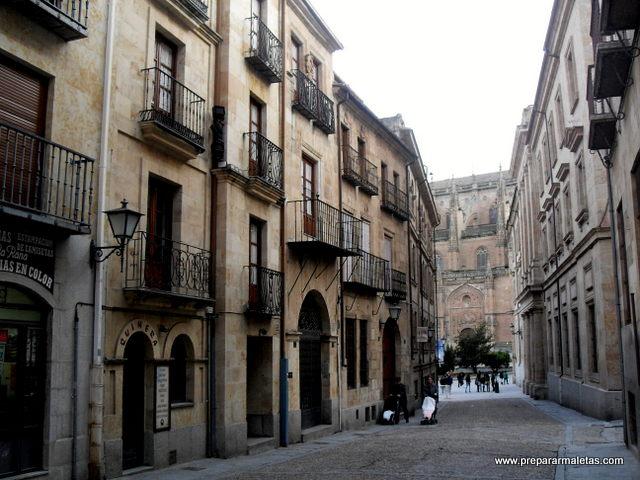 Calles de Salamanca en 2 días