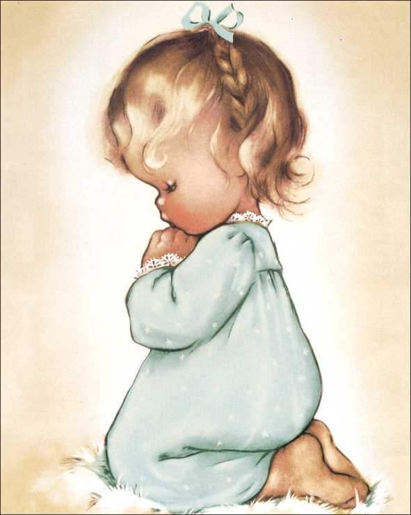 Anak Kecil Berdoa Kristen : kecil, berdoa, kristen, Mothering, God's, Children:, Family, Prayer