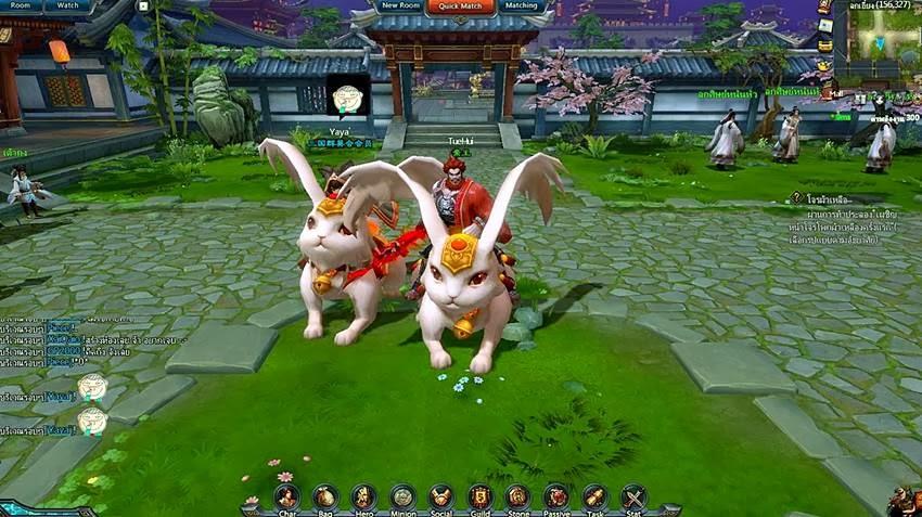 เกมสามก๊ก Heroes of Kingdom ( HOK )