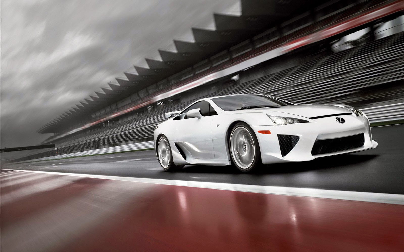 wallpapers lexus lfa - photo #11