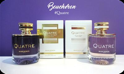 Parfum Quatre - Absolu de Nuit Boucheron