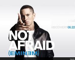 Eminem not afraid lyrics clean  authorstream.