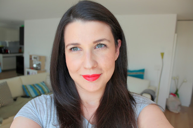 Clinique Pop lipstick + primer in #06 poppy pop