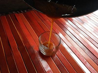 Resep Pisang Kepok Karamel Keju Goreng Kulit Lumpia
