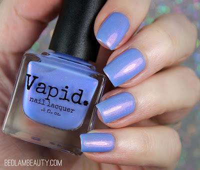 Vapid Lacquer See, Now You're Thinking Like a Pony!  | My Little Vapicorn Collection