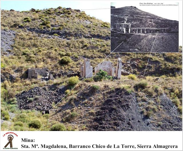 barranco Chico De La Torre, Sierra Almagrera