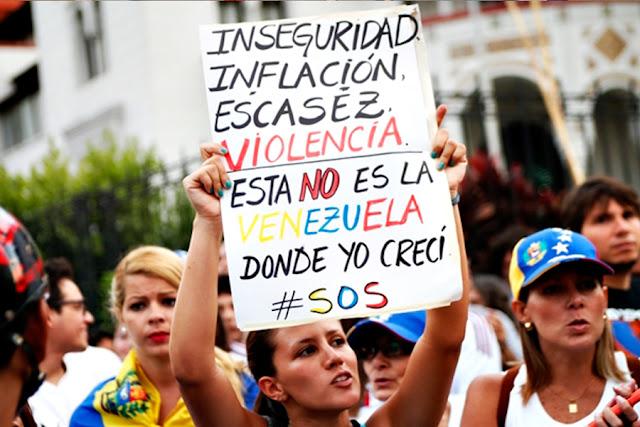 Resultado de imagem para violência venezuela