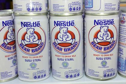manfaat berlebihan Susu Bear Brand yang perlu Anda ketahui