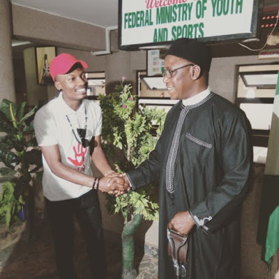 "Nigerians React To Big Brother Naija Winner, Efe Appointment As ""Youth Ambassador of Nigeria"""
