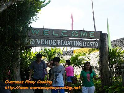 Rio Verde Foating Resto