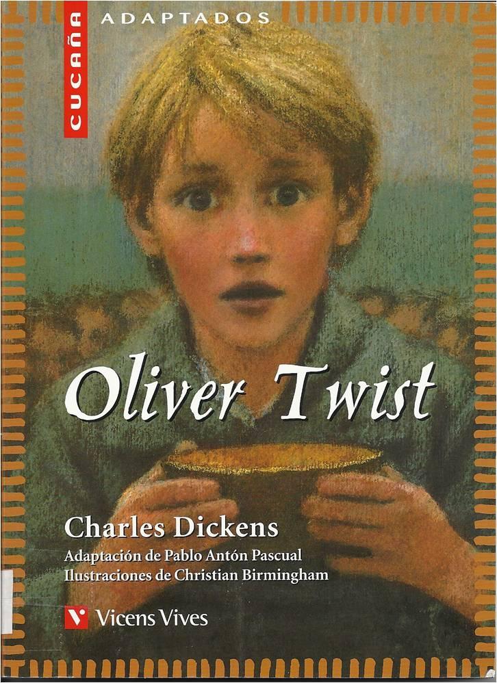 bibloranca oliver twist de charles dickens