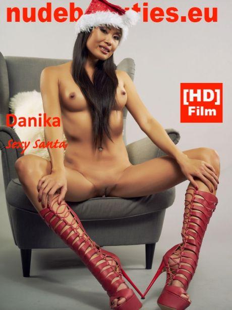 NudeBeauties - 368 Danika - Sexy Santa