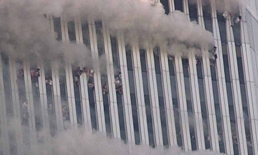 the 911 jumpers they didnt quotjump