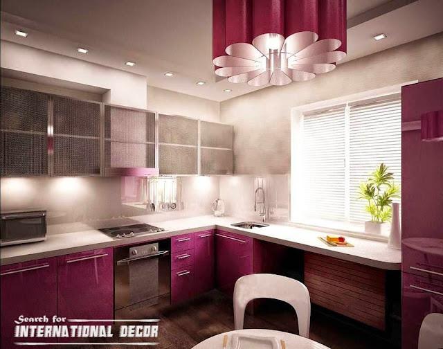 Modern Kitchen Lighting Ideas Designs