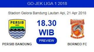 Gomez: Persib Takkan Mudah Taklukkan Borneo FC, Pemain Harus Fokus