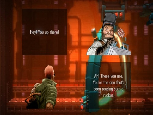 Bionic Commando: Rearmed Game Free Download