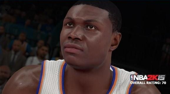 Cleanthony Early NBA 2K15 Screenshot