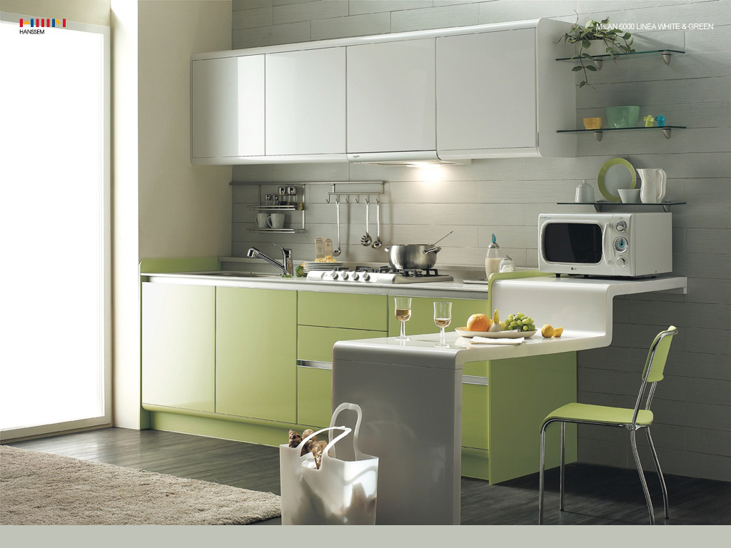 6 Tips Reka Bentuk Dapur Kecil Simple Small Kitchen Design Dekorumah Com