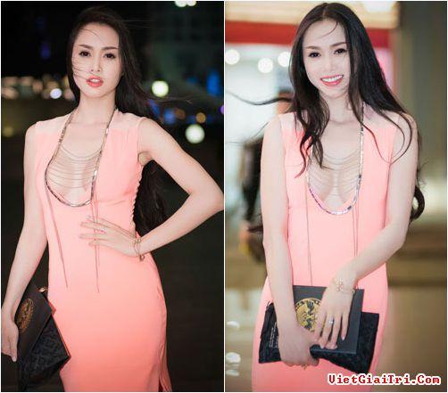 Những bộ ngực đẹp nhất của Mỹ nhân Việt 7