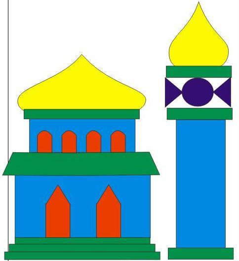 Extra Disain Grafis cara membuat gambar  masjid  sederhana