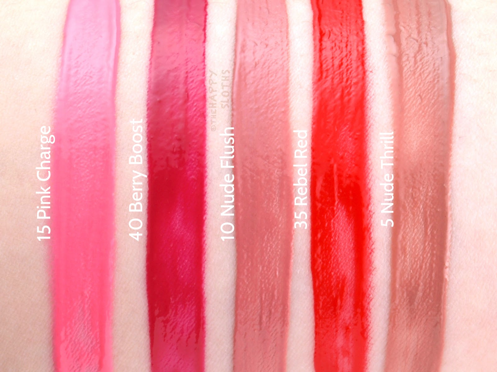 Maybelline Vivid Matte Liquid Lip Color: Review and Swatches