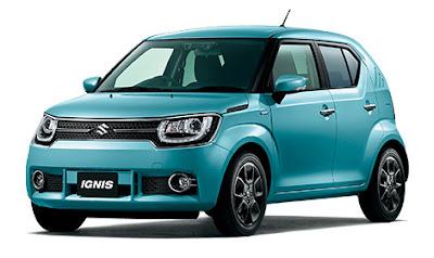 Maruti Suzuki Ignis SUV