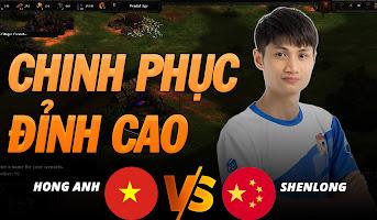 HONG ANH vs SHENLONG: HỦY DIỆT SHENLONG