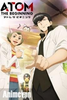 Atom: The Beginning -  2017 Poster